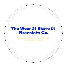 The Wear It Share It Bracelets Co. Logo_