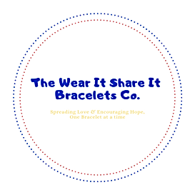 The Wear It Share It Bracelets Co. Logo_