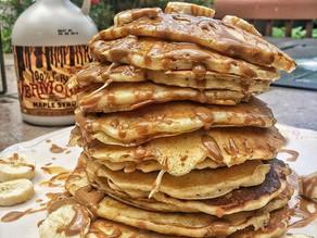 Yalla, Let's Eat Buttermilk Pancakes!
