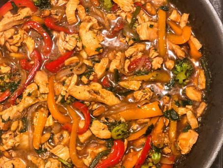 Yalla, Let's Eat StirFry!