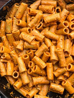 Yalla, Let's Eat Blush Pasta!