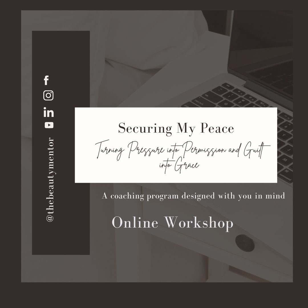 Securing Your Peace Workshop