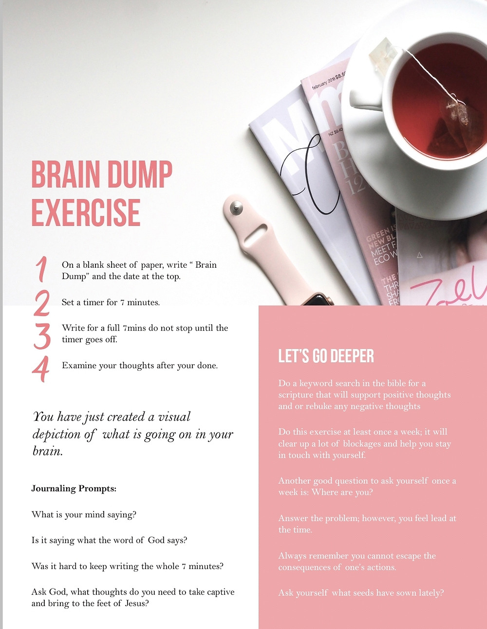 Declutter your brain