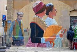 Street art au Panier