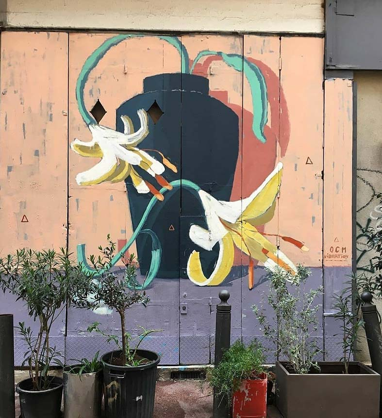 Marseille art urbain