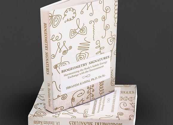 The Book of Biogeometry Signatures