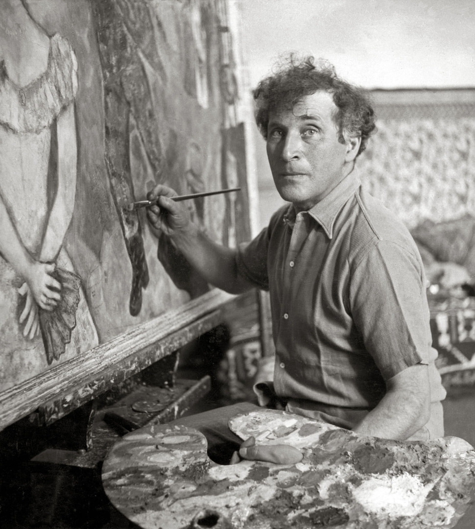 art-on-this-day-mark-chagall-the-bridal-