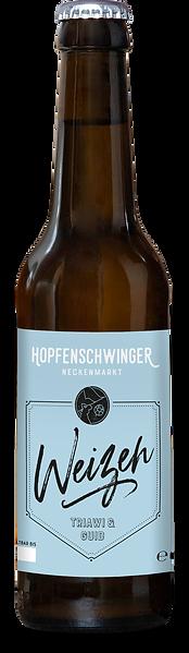 Hopfenschwinger-Flasche-Weizen-Freistell