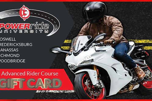 Two Wheel Advanced Rider Course