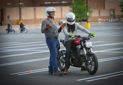 PowerU Basic Motorcycle Class