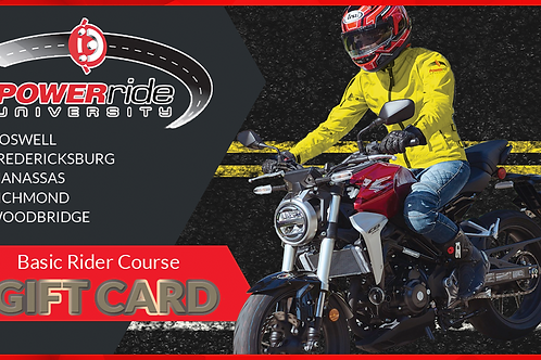 Two Wheel Basic Rider Course