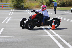 PowerU 3 Wheel Motorcycle Class