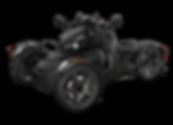 Motorcycle 3 wheel class