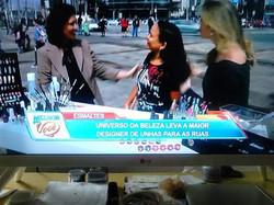 taniaEmiko na Rede TV.8