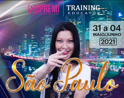 Training Master Educator São Paulo
