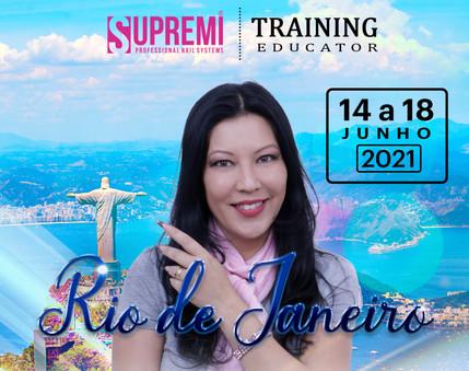 Training Master Educator Rio de Janeiro