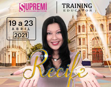 Training Master Educator Recife