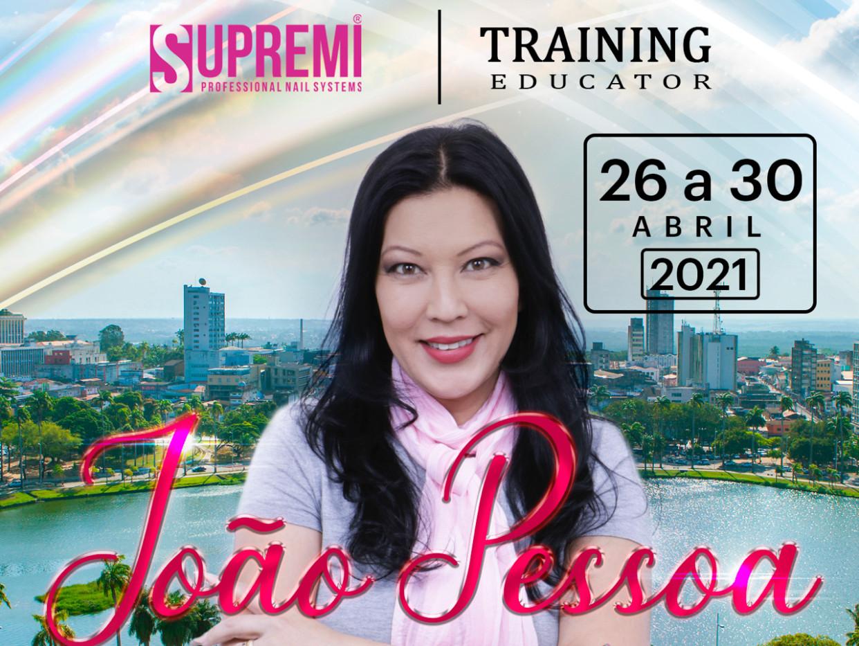 Training Master Educator João Pessoa