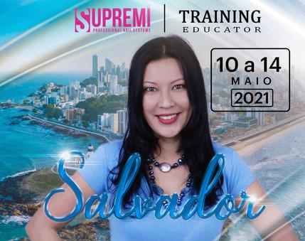 Training Master Educator Salvador