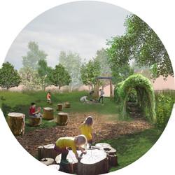 Jardincito -Nature Where it's Needed
