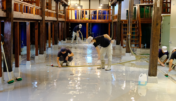 """Cleaning of the """"Fermentation room"""".png"""