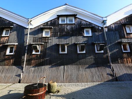 Japanese Sake - 002 Arrangement and structure of sake brewery