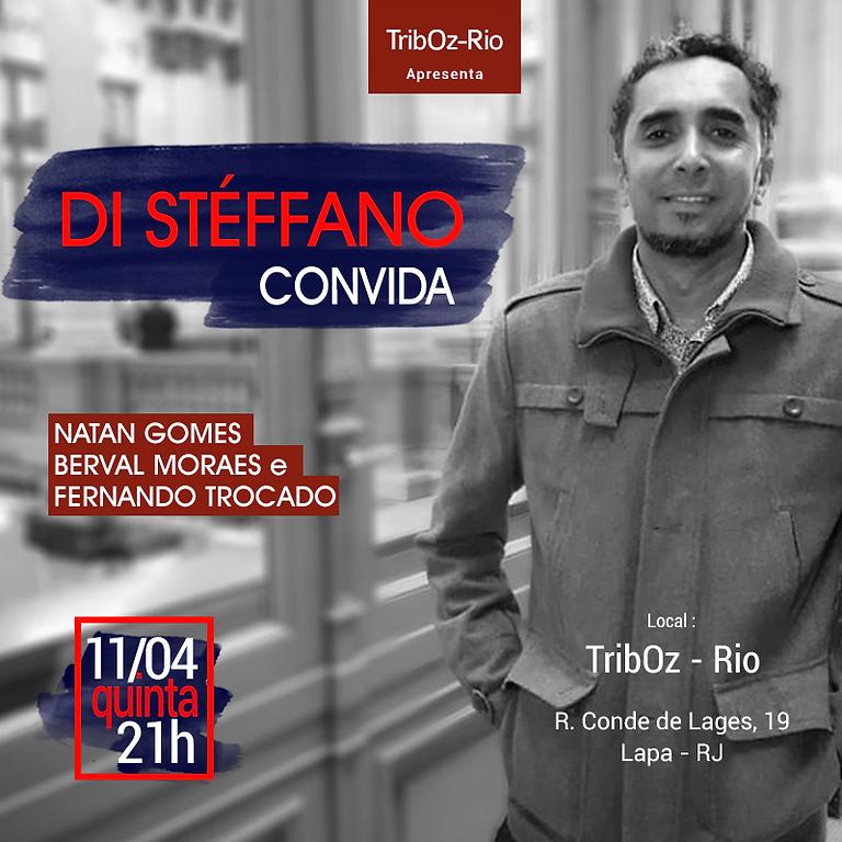 Di Stéffano Quarteto no Triboz - Rio de Janeiro  (1)