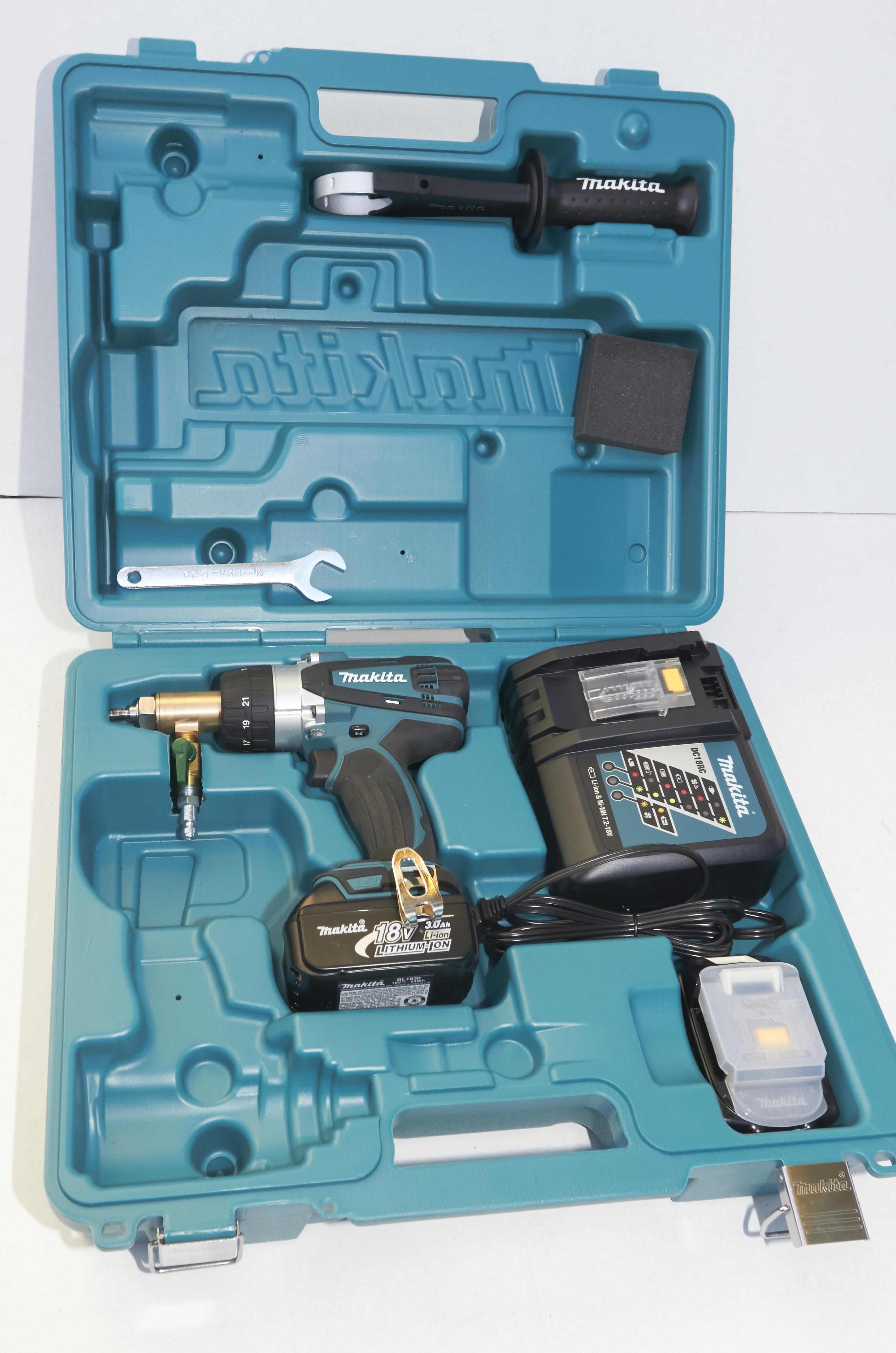 Портативный электрический дрилл