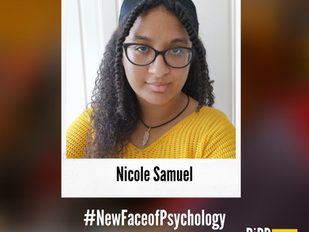#NewFaceofPsychology - Selection test tips with Nicole!