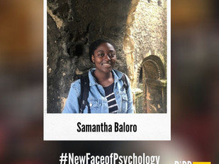 #NewFaceofPsychology - Pre-qualification Experiences in Educational Psychology