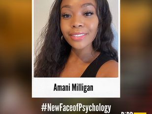 #NewFaceofPsychology - DClinPsy Application Tips with Amani