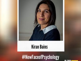 #NewFaceofPsychology - Applying for Assistant Psychologist Posts Q&A with Dr Kiran Bains