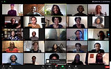 We held an online event supporting, witnessing and in solidarity with prospective and registered mental health practitioners of Black African and Caribbean origin, descent or heritage on being with our own and responding to clients' experiences of anti-Black trauma.