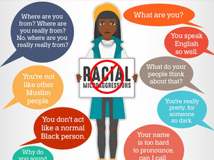 Playing the 'race card': What are microaggressions?