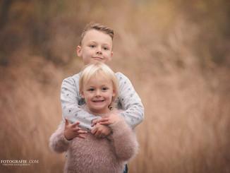 outdoor shoot kinderen