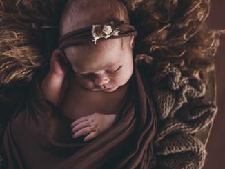 Newborn fotoshoot Antwerpen