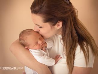 newborn fotografie Lier