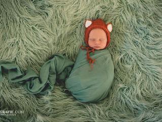 Newborn baby fotografie Duffel