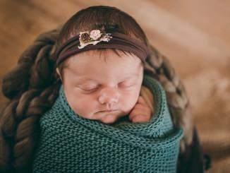 Newborn baby fotografie Antwerpen