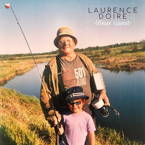 Single '' Vieux canot '' Laurence Doire