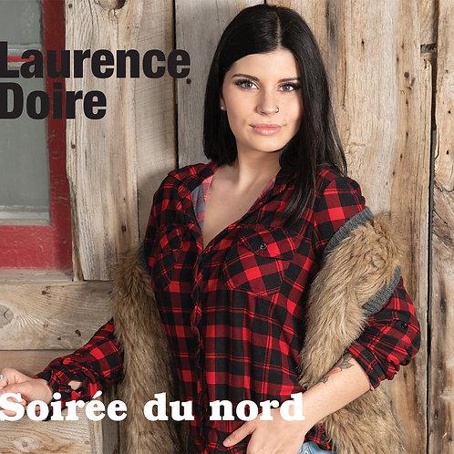Album EP ''Soirée du nord''  Laurence Doire