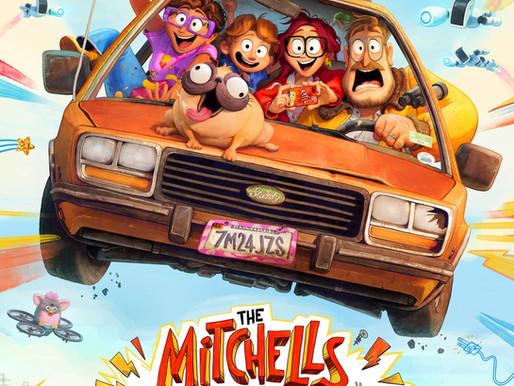 The Mitchells vs. The Machines Film Review