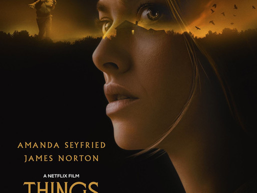 Things Heard and Seen Film Review