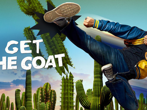 Get the Goat Netflix Film Review
