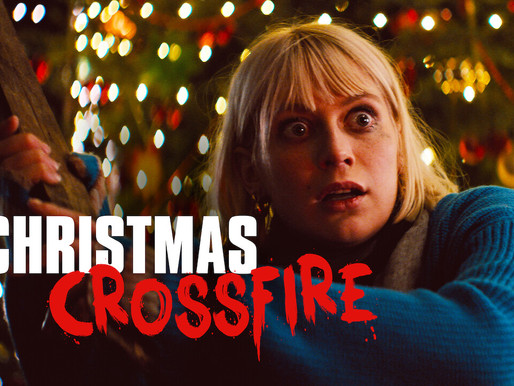 Christmas Crossfire Netflix Film Review