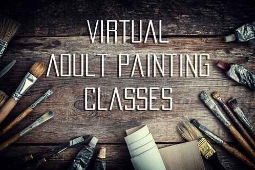 Virtual | Adult | Painting Classes