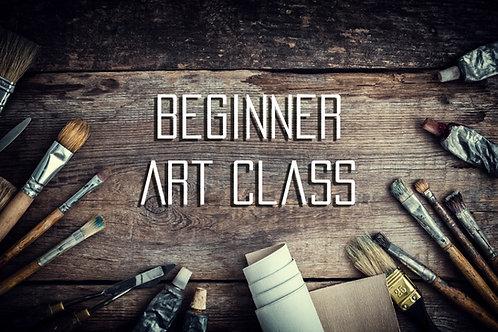 Virtual   Beginner   Quarter Session