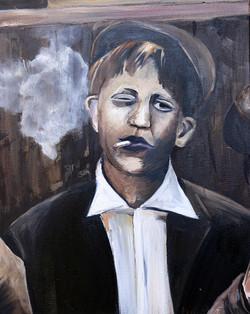 1930's Smokestack