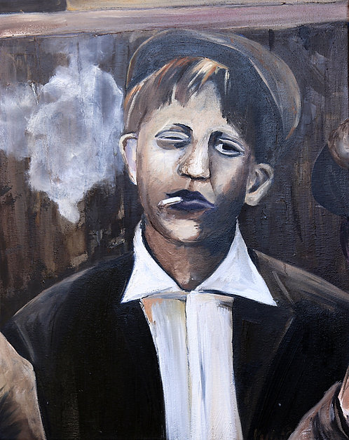 1930's Smokestack 2