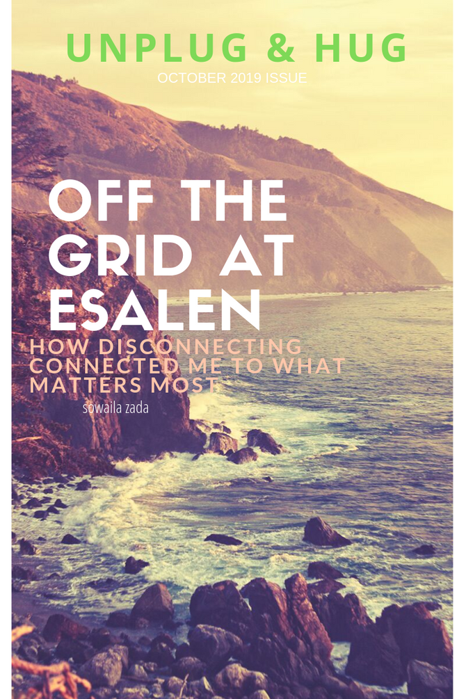 Off the Grid at Esalen